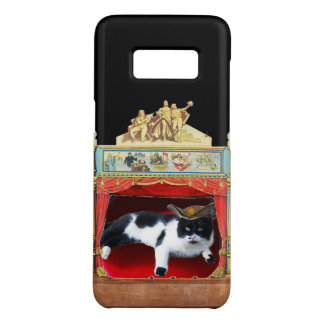 MARDI GRAS MASQUERADE THEATRE CAT Case-Mate SAMSUNG GALAXY S8 CASE