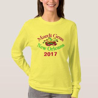 Mardi Gras New Orleans 2017 T-Shirt