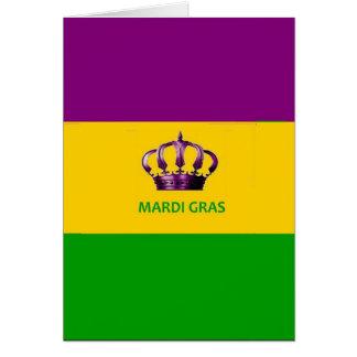 Mardi Gras New Orleans Card Louisiana 72marketing