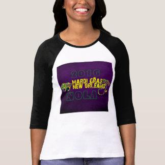 Mardi Gras New Orleans NOLA 2016 T-Shirt
