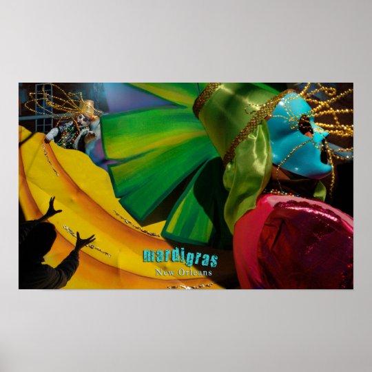 Mardi Gras Parade Poster