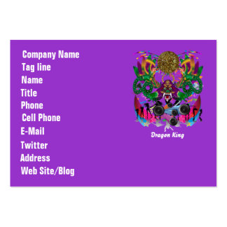 Mardi Gras Party Theme  Please View Notes Business Card Templates
