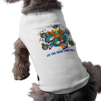Mardi-Gras-Pet Shirt