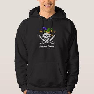 Mardi Gras Pirate Hoodie