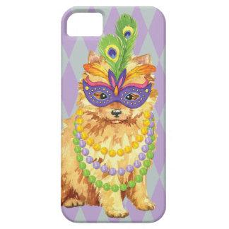 Mardi Gras Pomeranian iPhone 5 Cover
