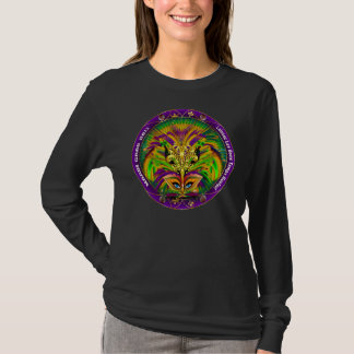 Mardi Gras The Queen T-Shirt