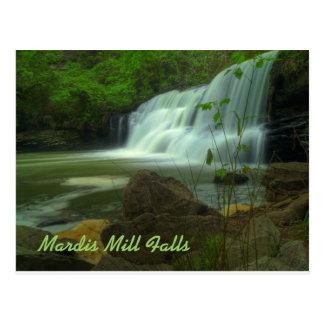 Mardis Mill Falls Post Cards