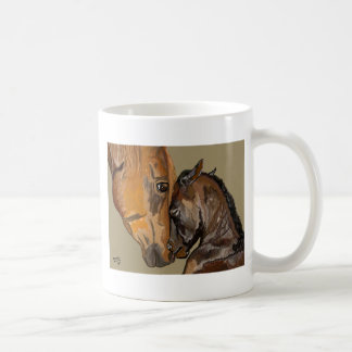 Mare and Foal Mugs