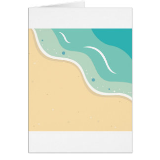 Mare and sea design : T-Shirts Card