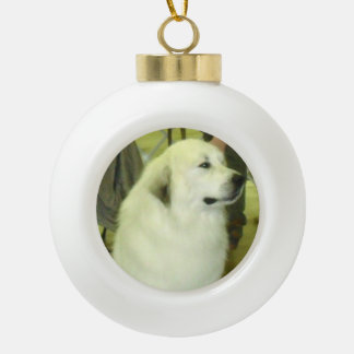 Maremma Sheepdog Ornament