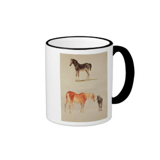 Mares and foals mugs