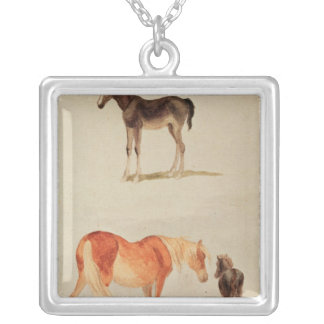 Mares and foals pendants