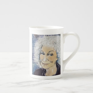 Margaret Atwood - the How I See You Project Tea Cup