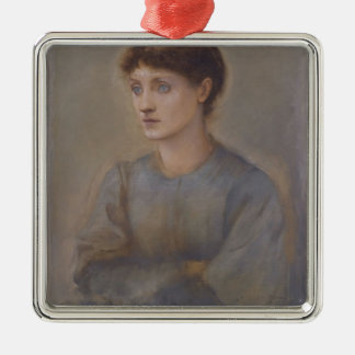 Margaret by Edward Burne-Jones Ornaments