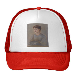 Margaret by Edward Burne-Jones Trucker Hats