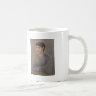 Margaret by Edward Burne-Jones Coffee Mugs