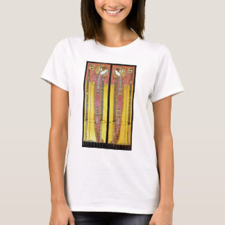 Margaret Macdonald Embroidered Panels T-Shirt