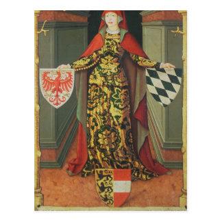 Margaret of Carinthia Postcard