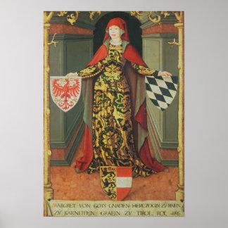 Margaret of Carinthia Poster