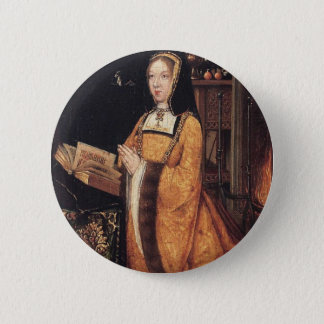 Margaret or Austria 6 Cm Round Badge