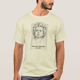 Margaret Thatcher - 1925-2013 t-shirt