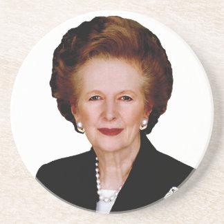 Margaret Thatcher Coaster