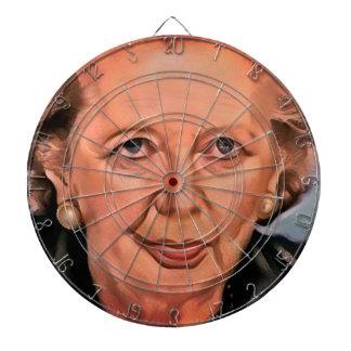 Margaret Thatcher Dartboard
