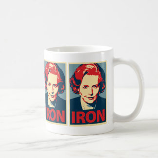 "Margaret Thatcher ""Iron"" Mug"