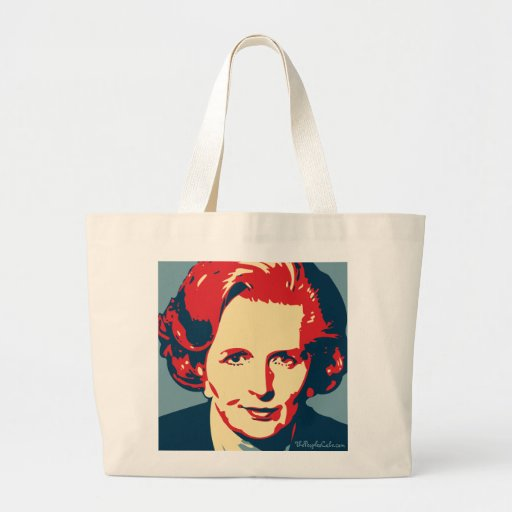 Margaret Thatcher - Iron: OHP Bag