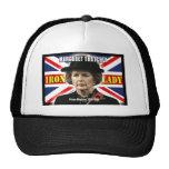 Margaret Thatcher Prime Minister Cap