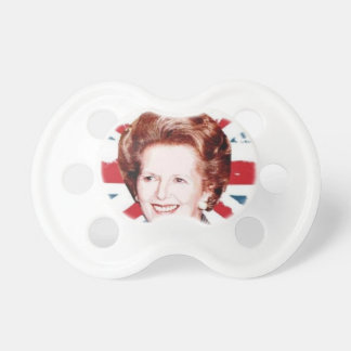 MARGARET THATCHER UNION JACK DUMMY