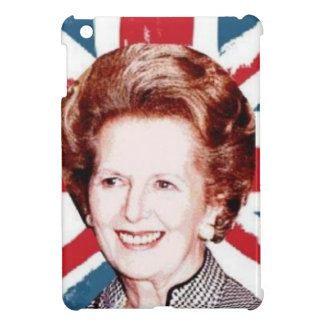 MARGARET THATCHER UNION JACK iPad MINI CASES