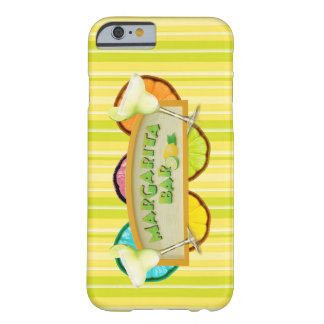 Margarita bar barely there iPhone 6 case