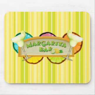 Margarita bar mouse pad