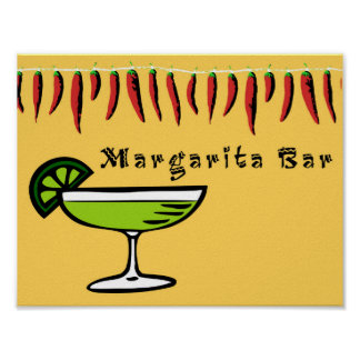 Margarita Bar Sign