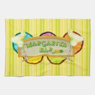 Margarita bar tea towel
