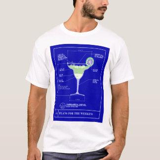 Margarita Blueprint T-Shirt
