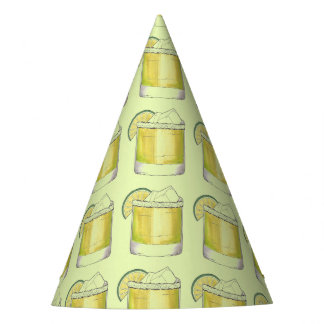 Margarita Cocktail Bachelorette Cinco de Mayo Party Hat