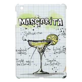 Margarita Drink- Cocktail Gift iPad Mini Cover