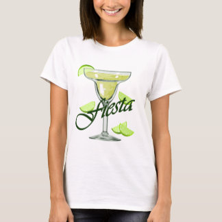 Margarita Fiesta Party T-shirt