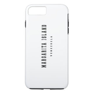 Margarita Island Venezuela iPhone 7 Plus Case