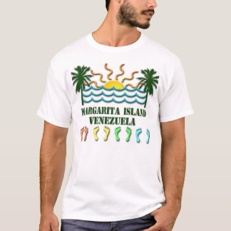 Margarita Island Venezuela T-Shirt