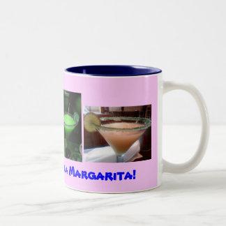 margarita on my mind mug