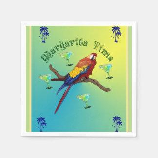 Margarita Party Disposable Serviette