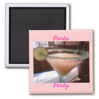 margarita, Party, Party Magnet