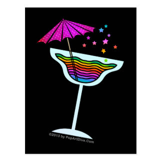 MARGARITA POSTCARDS