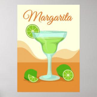 """""""Margarita"""" poster"""