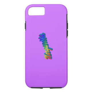 Margarita Purple Case for iPhone 7