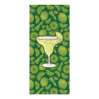 Margarita Rack Card
