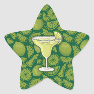 Margarita Star Sticker